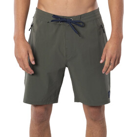 Rip Curl Searchers Layday Short de bain Homme, dark olive